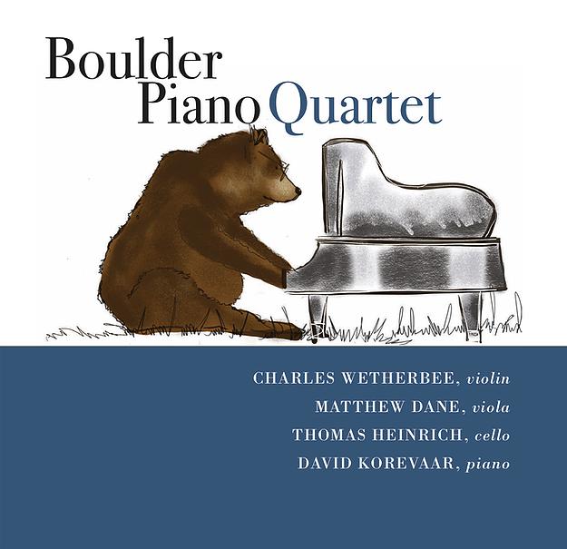 Boulder Piano Quartet