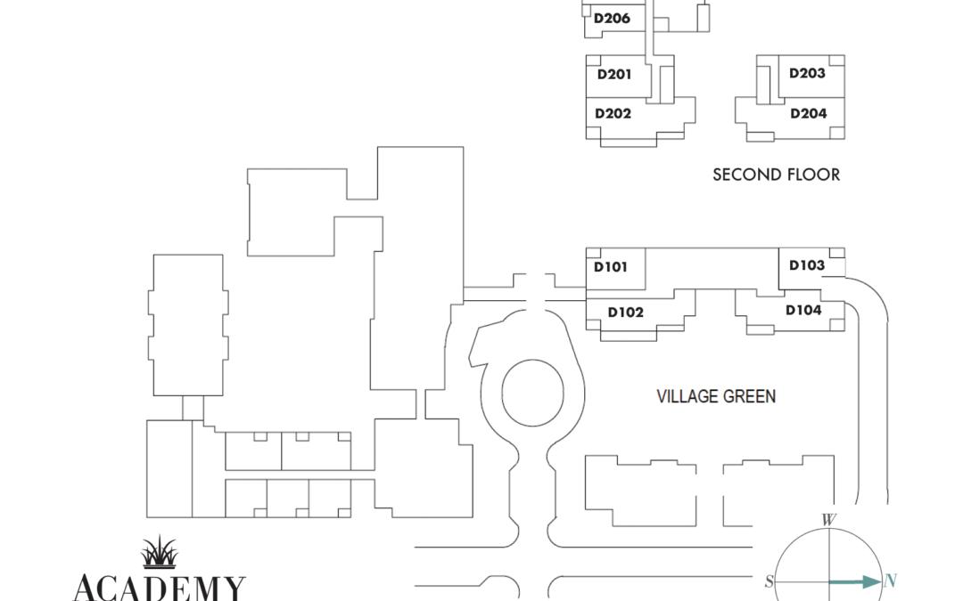 Dakota Building – Ground and 1st Floors